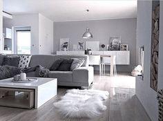 ON SALE Exclusive Genuine Natural Icelandic Sheepskin Rug, Pelt, super soft long fur Large Home Living Room, Living Room Designs, Living Room Decor, White Rug, Sweet Home, New Homes, Lounge, House Design, Interior Design