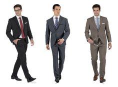 Nueva colección de trajes a medida personalizados