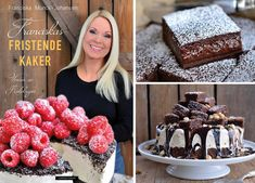 Himmelsk god S´mores kake - Franciskas Vakre Verden All You Need Is, Cheese Bombs, Garlic Cheese Bread, Smores Cake, Oreo Desserts, Baking Tips, Soup And Salad, Food Inspiration, Tapas