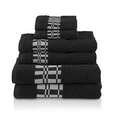 Endeavor in these durably soft and beautiful Athens towels. These high quality 550 GSM towels are very affordable. Each towel is accented with a geometric patterned border in a magnificent bold color as a beautiful addition to your bathroom decor. Product Features ACCOMMODATING SET INCLUDES. 2 face towels 13″ x 13″ each, 2 hand towels […]