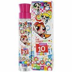 Powerpuff Girls Anniversary By Warner Bros Edt Spray Oz Powerpuff Girls Makeup, Bubbles In Nail Polish, Best Perfume, 10 Anniversary, Power Girl, 10th Birthday, Girls Accessories, Fragrance, Girly