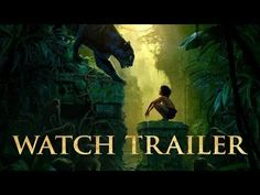 Disney's The Jungle Book Live Action Film in theaters April 15, 2016 - Saving Toward A Better Life