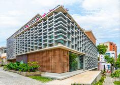 Galería - Edificio Spectra / Espacio Colectivo Arquitectos - 8
