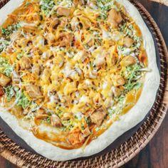 Chicken Teriyaki Pizza for the Secret Recipe Club