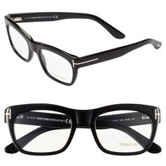 15ae8bc001 Women s Tom Ford 53mm Optical Glasses ( 430) ❤ liked on Polyvore Tom Ford  Glasses