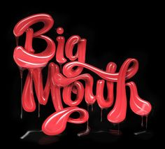 Amazing 3D Typography That Will Blow You Away