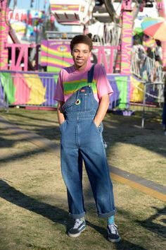 Everyone at Tyler, The Creator's Music Festival Was Dressed Like Tyler The Creator Photos | GQ