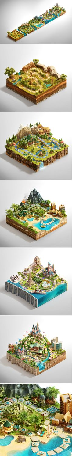 Disney Vacation Club Sweepstakes - http://www.behance.net/gallery/Disney-Vacation-Club-Sweepstakes/5810513