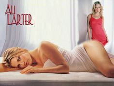 Ali Larter ...... Major supporting roles in the comedy Legally Blonde and the romantic comedy A Lot Like Love led her to lead roles as the titular character in Marigold and in the 2009 thriller Obsessed.