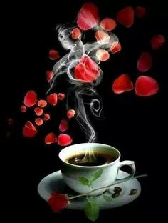 Emm the smell of fresh coffee Fresh Coffee, Coffee Love, Beautiful Flowers, Beautiful Pictures, Morning Pictures, Morning Pics, Tea Cafe, My True Love, Good Morning Quotes