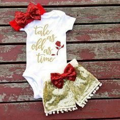 Newborn Baby Girl Outfits Clothes Romper Jumpsuit BodysuitPants Shorts Set - March 09 2019 at Baby Girl Fashion, Kids Fashion, Women's Fashion, Fashion Trends, Disney Babys, Disney Baby Outfits, Cute Baby Girl Outfits, Disney Baby Onesies, Disney Baby Clothes Girl