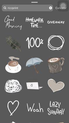Instagram Blog, Instagram Emoji, Instagram Editing Apps, Iphone Instagram, Instagram And Snapchat, Creative Instagram Photo Ideas, Ideas For Instagram Photos, Instagram Story Filters, Instagram Background