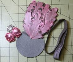 How to Make a Feather Headband