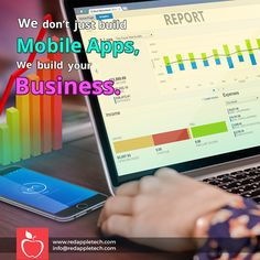 Are you a #startupbusiness owner? We are here just for your needs. We have skilled resources to build unique #mobileapplications for #android,#iOS & web platforms.  Contact with us to boost up your business revenue. http://www.redappletech.com/web-application-development/