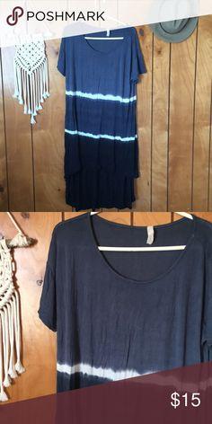 """""""Shop Hopes"""" High Low Tye Dye Dress High Low Tye Dye Dress from Shop Hopes Dresses High Low"""