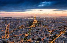 Pohled ze střechy výškové budovy Montparnasse Tower je fascinující. Paříž máte pod sebou a Eiffelovka vypadá trošku jako zmenšený model. Ten pohled jsem si na začátku května opravdu užil, a bylo to i perfektní focení.  K Montparnasse Tower jsem dorazil zhruba o půl deváté večer, tedy asi hodinu před západem slunce. Na vstupenky fronta nestála, takže ...