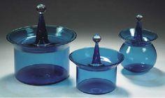 Nanny Still Finland Gold Glass, Glass Art, Cheese Dome, T Art, Modern Glass, Jar Lids, Vintage Pottery, Clean Design, Glass Design