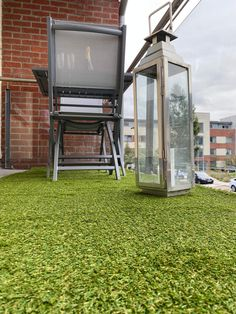 Our brand new DIY-friendly 4m2 grass rolls are here! Available in 25mm Marlay   40mm Phoenix and 40mm Powerscourt. These 4m2 rolls are perfect for balconies, kids play areas, grave coverings and any other small area you may wish to install artificial grass. #artificialgrass #balconies