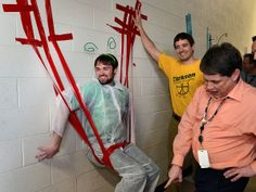 Lockheed Martin - Duct Tape Competition, Engineers Week 2014