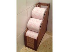 Distributeur de rouleaux papier toilette : Découvrez 28 distributeurs originaux.