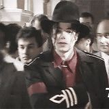Michael Jackson chewing gum