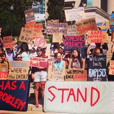 About Columbia University's Rape Problem.....