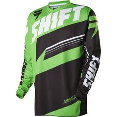 Shift 2016 Assault Green Jersey