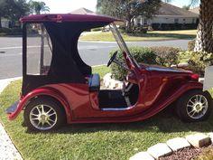 [DIAGRAM_5LK]  7 Best custom golf carts images | custom golf carts, golf carts, custom golf | California Roadster Golf Cart Wiring Diagram |  | Pinterest