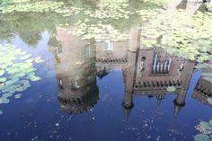 Gespiegeltes  Schloss Moyland (c) Foto von Susanne Haun