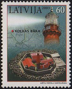 Phare de Kolka — Wikipédia