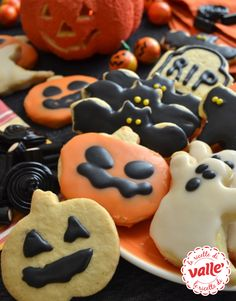 """Biscotti #Halloween """"BUH!""""  Dolcetto o scherzetto?"""