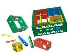 Caixas Mágicas - Carimbrás