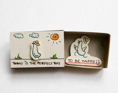 Lustige Karte der Ermutigung / Witty Inspirational Card von shop3xu