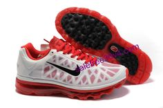 Buy 2013 New Mens Nike Air Max 2011 White Anthracite Bright Cerise Sneakers Running Shoes Shop Nike Air Max 2012, Cheap Nike Air Max, Nike Air Max For Women, Mens Nike Air, Nike Men, Nike Flyknit Racer, Nike Free Flyknit, Free Running Shoes, Nike Free Shoes