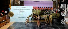 Crab Walker SCI-FI category: GOLD MEDAL  #dieselpunk #dieselpunkart #Cyberpunk #Biopunk #kallamity  #steampunk #lucazampriolo #briegel #tokyowonderfestival #wonderfestival2018winter #wonderfestival #kaiyodo #tokyo #hobbystorehun #mechdedign #mech #robot #cyberpunk #scifi #sciencefiction #abakan2288 #kowyokoyama  #AdamWilder #meng #mengmodelchina #worldwartoons #Dieselpunk #wonderfestival #kaiyodo #tokyo #mechdedign #mech #robot #cyberpunk #scifi #sciencefiction #walker #bebekscreations…