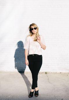 Um blog sobre minimalismo e moda possível e acessível.