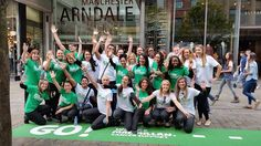 Purity provided a street team of over 30 staff, to manage the Market Street Ad Run to raise money for Macmillan Cancer Care. The aim was to run the distance of a marathon by encouraging the public to each run just a 133 yard stretch. Our team of Ambassadors encouraged over 250 participants to accumulate a total of 21 miles within just four hours.