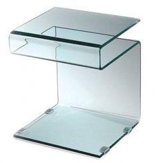 Image result for glass side tables