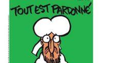 Capa do novo 'Charlie Hebdo' terá Maomé com placa 'Eu sou Charlie'