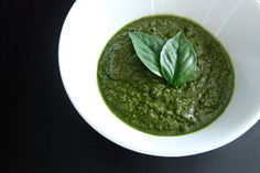 Homemade Paleo Pesto