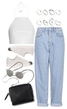 """Untitled #9306"" by nikka-phillips ❤ liked on Polyvore featuring Boutique, rag & bone, adidas Originals, Topshop, 3.1 Phillip Lim and ASOS"