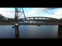 Don't Miss This Jaw-Dropping Video of Portland Bridges by Drone! - That Oregon Life