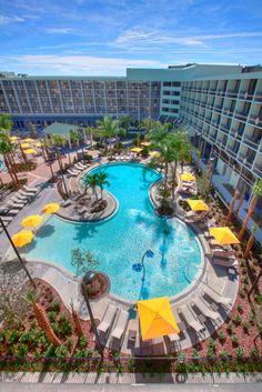 Sheraton Lake Buena Vista Resort!
