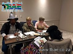 Murder Mystery Team, Building South Africa