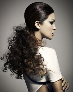 Lucie Monbillard, London Hairdresser of the Year, BHA2013, BHA, British Hairdressing Awards, Euriental #BHA2013 #model #hairstyle