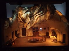 Sive. Abbey Theatre. Scenic design by Sabine Dargent. 2014
