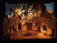 Sive. Abbey Theatre. Scenic design by Sabine Dargent. 2014