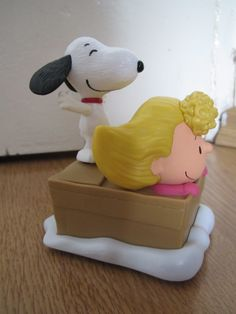 Snoopy & Sally Brown