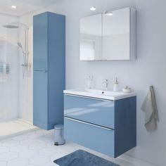 Zoom sur la nouvelle collection de salle de bains by Castorama
