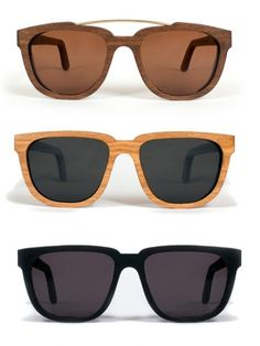 Capital Eyewear | Handmade Wood Sunglasses